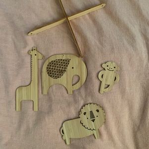 Baby Mobile-Bamboo by Petite Collage